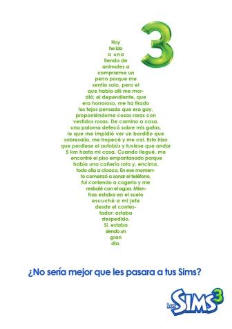 Los Sims 3 1