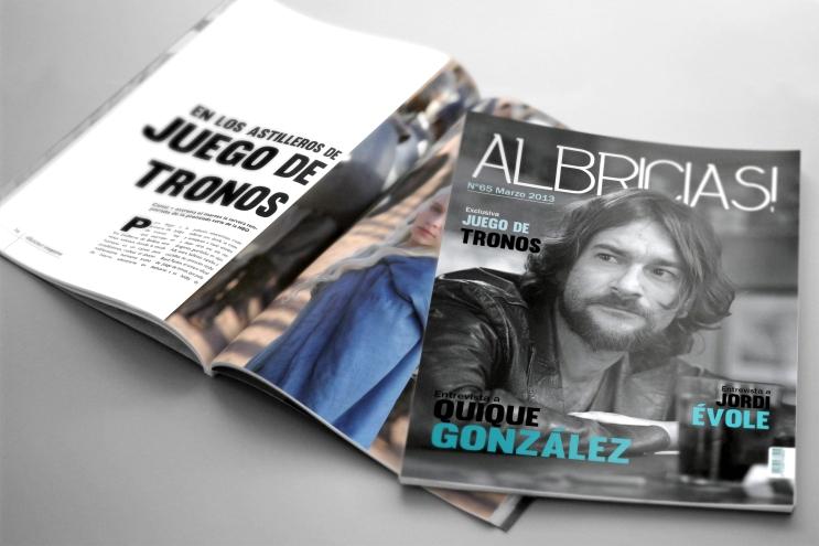 Albricias! 1